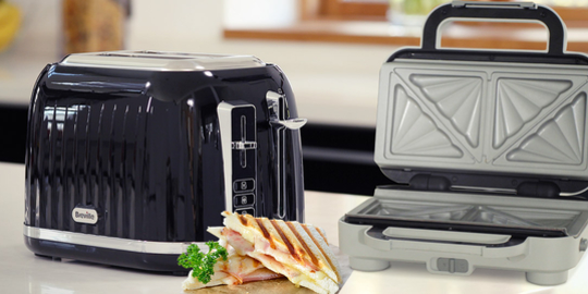 Toastere si sandwich makers